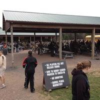 Photo taken at Skirmish USA by Eric R. on 3/24/2012