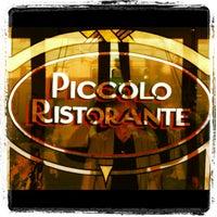 Photo taken at Piccolo Ristorante Italiano by Jon F. on 7/27/2012