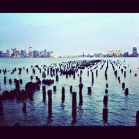 Photo taken at Hudson River Park by Michelle Y. on 6/30/2012