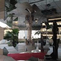 Photo taken at Fairmont Dubai by Kurt B. on 6/28/2012