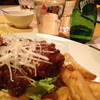Photo taken at Sakura Burger by Weinasi on 3/3/2012