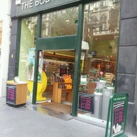 Photo taken at The Body Shop by Shari L. on 9/10/2012