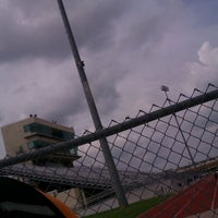 Photo taken at Tiger Stadium by Feliciano H. on 3/28/2012