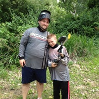 Photo taken at Gateway Paintball Park by Jamie O. on 5/26/2012