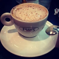 Photo taken at Fran's Café by Kennedy R. on 5/16/2012