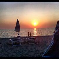 Снимок сделан в Lido Mediterraneo - Gizzeria пользователем Christian M. 8/22/2012