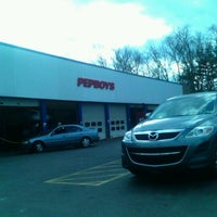 Photo taken at Pep Boys Auto Parts & Service by Marvin M. on 3/9/2012