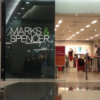 Photo taken at Marks & Spencer by Arisha on 5/27/2012