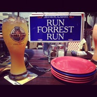 Photo taken at Bubba Gump Shrimp Co. by Lisa M M. on 5/11/2012