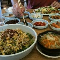Снимок сделан в Korea House пользователем Sarah S. 8/5/2012