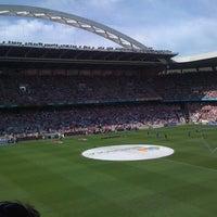 Foto tomada en Estadio de San Mamés por Lander A. el 4/29/2012