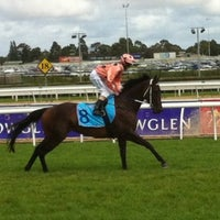 Photo taken at Caulfield Racecourse by Toby on 2/11/2012