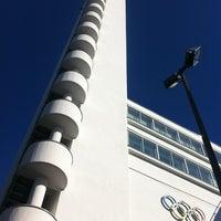 Photo taken at Stadionin torni by Timo M. on 4/9/2012