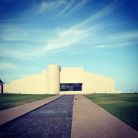 Photo taken at Art Museum of South Texas by Bhavika R. on 8/26/2012