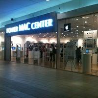 Photo taken at Power Mac Center by Patrick Simon P. on 5/4/2012