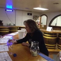Photo taken at Bella Vista Winery by Tom P. on 3/5/2012