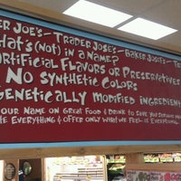 Photo taken at Trader Joe's by Hobie A. on 5/26/2012