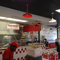Photo taken at Five Guys by Craig S. on 8/23/2012