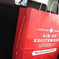 Photo taken at The Container Store by Tom L. on 7/7/2012
