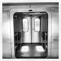 Photo taken at Tren Urbano,PR by Erick C. on 4/19/2012