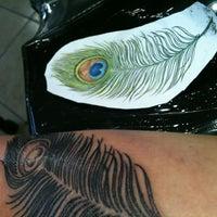 Photo taken at Família Moraes Tattoo by Priscila on 7/19/2012