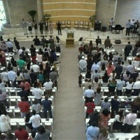 Photo taken at Igreja Adventista do Sétimo Dia - Vila Maria by Guilherme P. on 8/4/2012