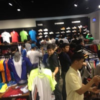 Photo taken at Nike by Guru L. on 7/1/2012