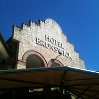 Photo taken at Hotel Brunswick by Ged H. on 4/8/2012