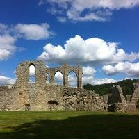 Photo taken at Bayham Hall by Edmund P. on 8/26/2012