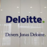Photo taken at Deloitte by Hiroki T. on 3/23/2012