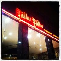 Photo taken at Yalla Yalla! by Said D. on 7/4/2012