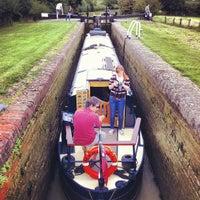 Photo taken at Napton Lock No 12 by JC on 9/2/2012