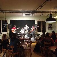 Photo taken at Zwischenhalt by slow coffee crew on 4/26/2012