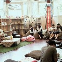 Photo taken at Office of the University Library by Bongkot K. on 3/19/2012