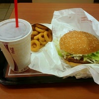 Photo taken at Burger King by Masataka S. on 9/7/2012