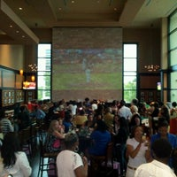 Photo taken at Shula's 347 Grill by Chad M. on 6/14/2012