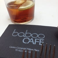 Photo taken at Baboo Café by Francisco J. L. on 7/24/2012