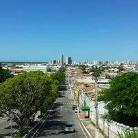 Photo taken at Colina do Sto. Antônio by Elder J. on 7/23/2012