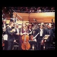 Photo taken at La Maison Symphonique de Montréal by Manon B 🌈🌺😍 on 8/12/2012