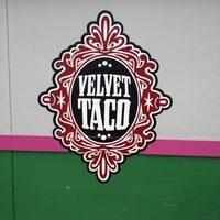 Photo taken at Velvet Taco by Ryan H. on 2/27/2012