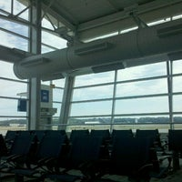 Photo taken at Quad City International Airport (MLI) by Heather R. on 7/29/2012