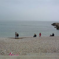 Photo taken at Platja del Port d'en Perris by Jordi B. on 4/3/2012