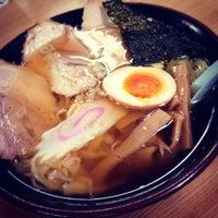 Photo taken at 共栄ラーメン by Shinya S. on 8/28/2012
