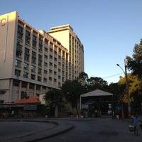 Photo taken at PUC-Rio - Pontifícia Universidade Católica do Rio de Janeiro by Marcelo A. on 5/21/2012