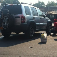 Photo taken at Westbury Personal Hand Car Wash & Detail Center by Joey V. on 6/29/2012