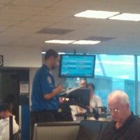 Photo taken at AirTran Airways LGA by Tim Hobart M. on 8/14/2012