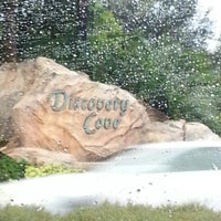 Photo taken at Discovery Cove by Brigette F. on 8/27/2012