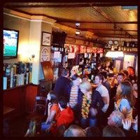 Photo taken at John Mullins Irish Pub by Felipe S. on 6/9/2012
