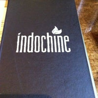 Photo taken at Indochine by Jamie R. on 6/23/2012