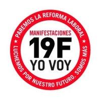 Photo taken at Izquierda Unida Las Rozas by Iván R. on 2/20/2012